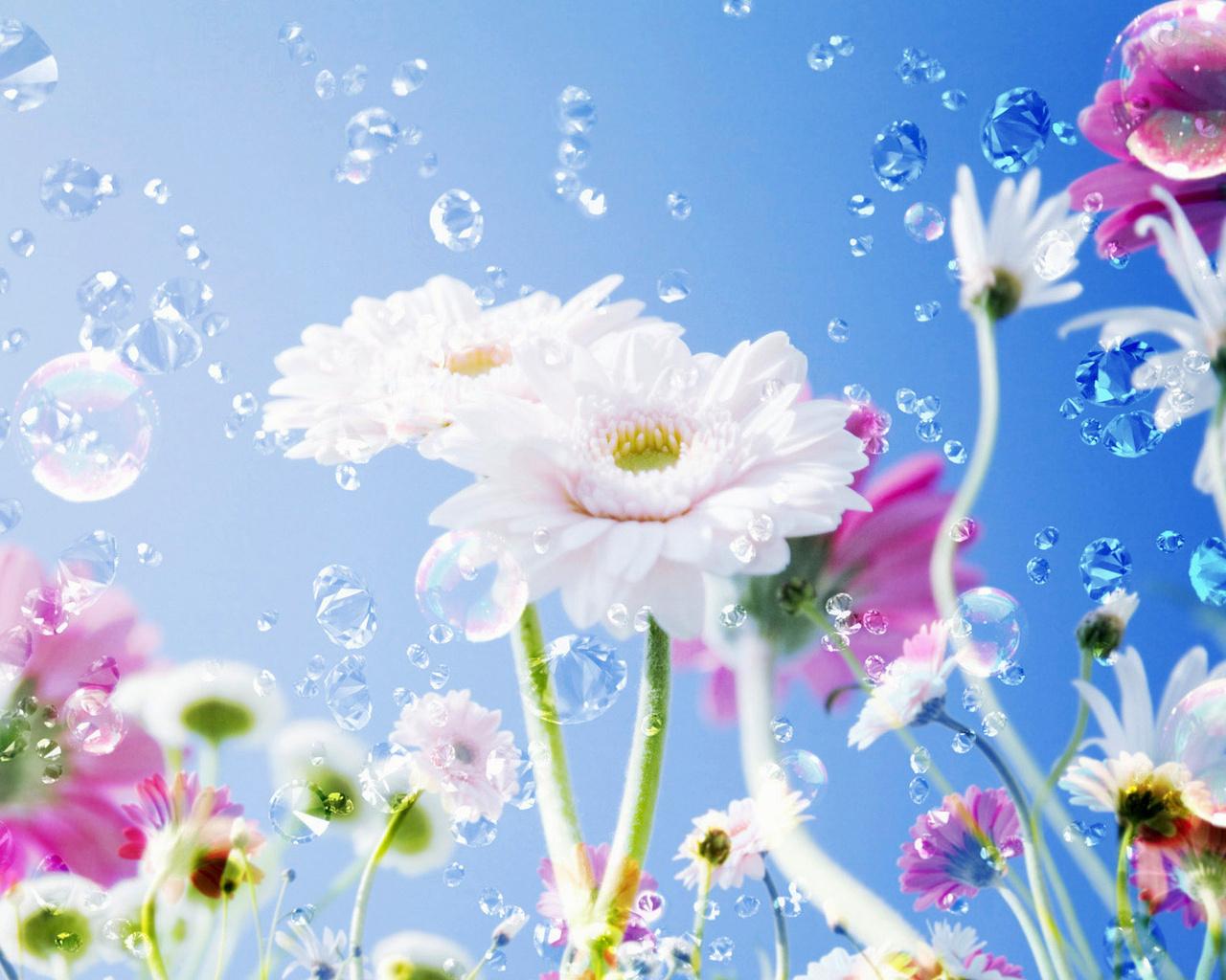Mahir Tikcom Blog Archive Wallpaper Flower 30 Gambar