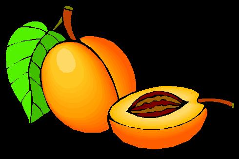 Clipart buah-buahan